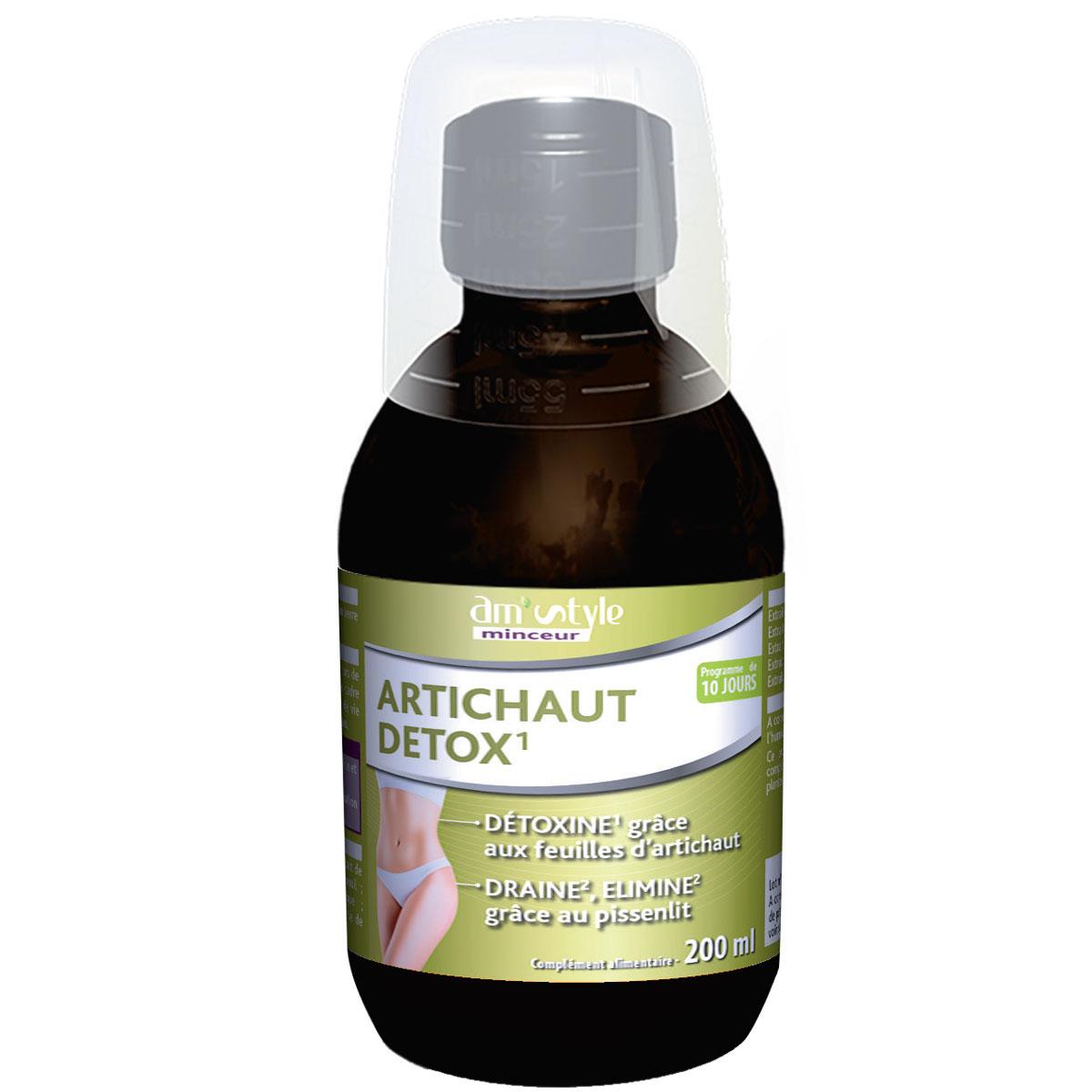 Beauteprivee - Draineur Artichaut détox – Draine