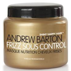 Masque nutrition – Frizz sous control