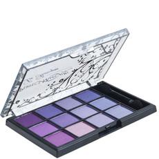 Palette d'ombres à paupières - Violet
