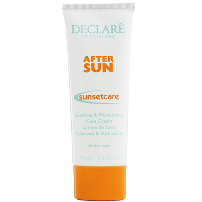 Beauteprivee - Crème après soleil hydratante et apaisante