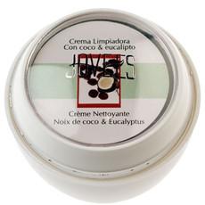 Crème Nettoyante Noix de Coco