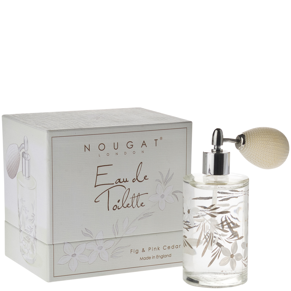 beauteprivee figue c dre rose eau de toilette 100ml nougat nougat. Black Bedroom Furniture Sets. Home Design Ideas