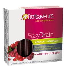 Easy Drain - Concentré drainant et dépuratif aux fruits rouges – 14 jours