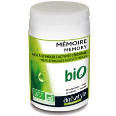 Mémoire Bio - Stimule l'activité cérébrale