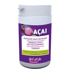 Cure Açaï - Minceur tonique - 1 mois