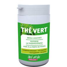 Cure Thé vert - Brûle graisses - 1 mois