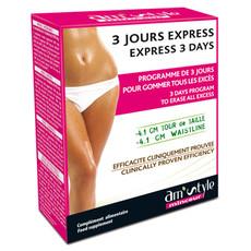 Programme 3 jours express - Gomme tous les excès