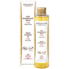 Aceite Desmaquillante al Ámbar - Rostro y Ojos - 150 ml