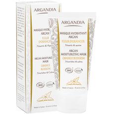 Mascarilla Facial Nutritiva y Calmante con Flor de Naranjo - 75 ml