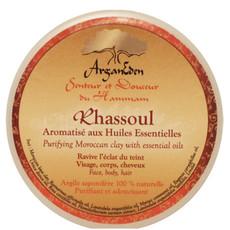 Rhassoul con Aceites Esenciales - Cara y Cabello