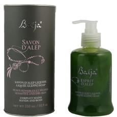 Jabón líquido de Alepo para el cuerpo