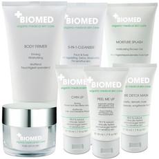Programme complet visage et corps 8 soins - Biomed