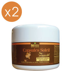 Cure bronzage – Protection cellulaire et anti-oxydant – 4 mois