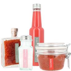 Délices de fraise - Visage et corps