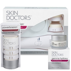 Programa Powerbrasion Brillo Prolongado – Skin Doctors