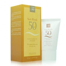 Protección solar factor 50