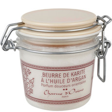 Beurre de Karité à l'Huile d'Argan bio - Douceurs orientales