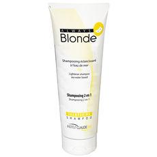 Shampoing éclaircissant pour cheveux blonds