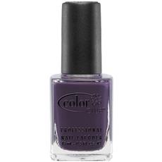 Vernis à ongles violet colombin – By design