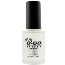 Top coat séchage express – 0-60 Speedy Top Coat