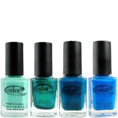 Kit Costa Azul - Color Club