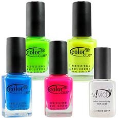 Los Indispensables Flashy - Color Club