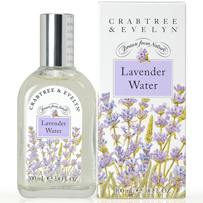 beauteprivee eau de lavande 100 ml crabtree evelyn crabtree evelyn. Black Bedroom Furniture Sets. Home Design Ideas