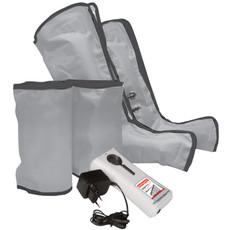 Bottes d'aéromassage anti capitons, rétention d'eau et gonflements