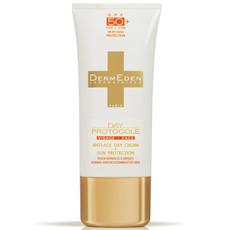Crema de Día Anti Edad SPF 50 + - Pieles Normales a Grasas