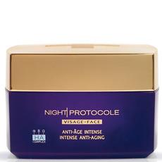 Crema de Noche Anti Edad - Intensiva