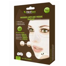 Masques anti-âge visage - Répare, nourrit et sublime la peau