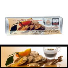 Biscuits à l'écorce d'orange