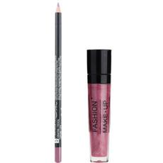 Duo sensuel - Gloss et son crayon à lèvres