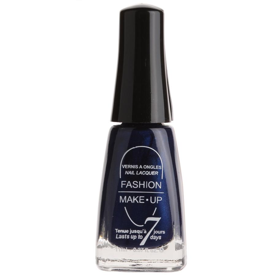 beauteprivee vernis ongles bleu nuit iris fashion make up. Black Bedroom Furniture Sets. Home Design Ideas