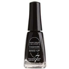 Vernis à ongles – Noir - Crème