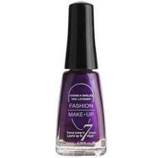 Vernis à ongles – Violet - Irisé