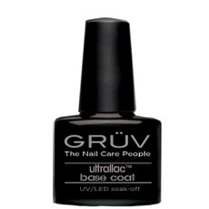 Base protectrice pour vernis permanent
