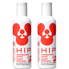 Duo shampooings densifiants Punch - Cheveux fins et cassants - Hip