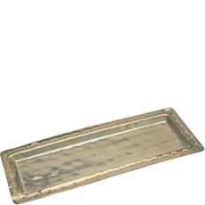 Bandeja  rectangular de cobre
