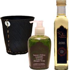 Rituel nettoyant et hydratant - Jardins du Hammam