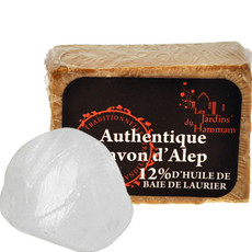 Programme hygiène orientale - Pierre d'alun et savon d'Alep