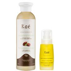 Dúo Champú y Serum - Acción Nutritiva y Brillo - Kaé