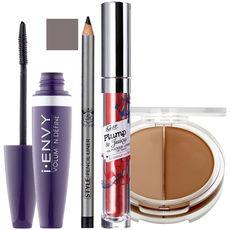 Kit make-up parfait - Teint hâlé