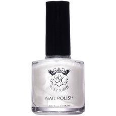 Esmalte de Uñas Irisado - Pearl White