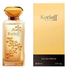 Korloff Gold Eau de parfum 88 ml – Korloff