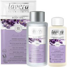 Programme bain relaxant - Lavande et Aloe Vera