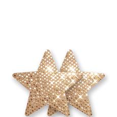 Cubre pezones – Estrella dorada