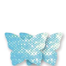 Cubre pezones – Mariposa azul