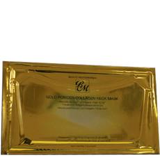 Masque rajeunissant - Poudre d'or et collagène - Cou