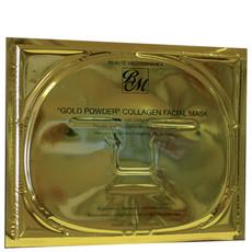 Masque rajeunissant et revitalisant - Poudre d'or et collagène